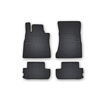 Tapetes borracha Mercedes Classe-S C217 Coupé (2014 - atualidade)