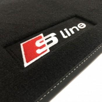 Tapetes Audi A2 veludo S-Line