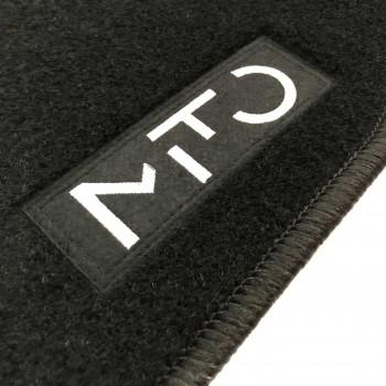 Tapetes Alfa Romeo Mito à medida Logo