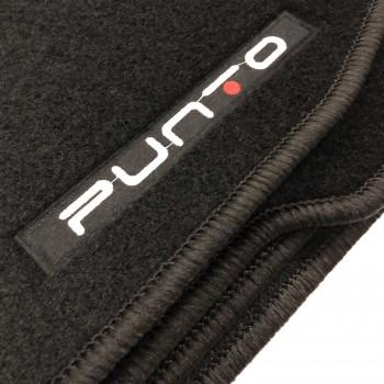 Tapetes Fiat Punto (2012 - atualidade) à medida Logo