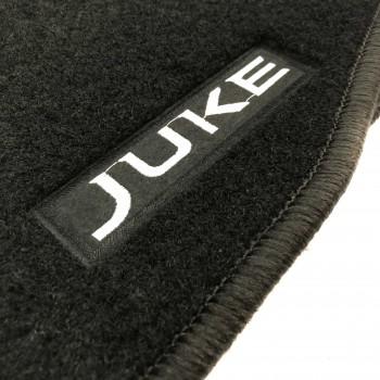 Tapetes Nissan Juke à medida Logo