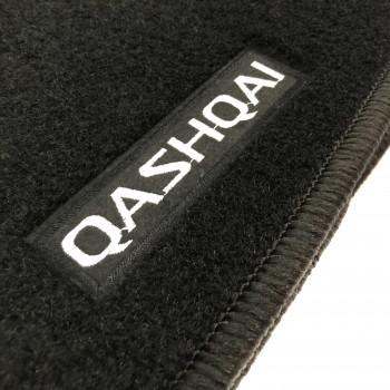 Tapetes Nissan Qashqai (2007 - 2010) à medida Logo