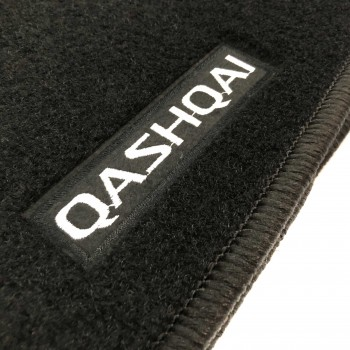 Tapetes Nissan Qashqai (2014 - 2017) à medida Logo
