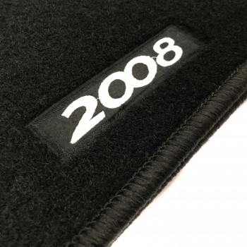 Tapetes Peugeot 2008 (2016 - 2019) à medida Logo