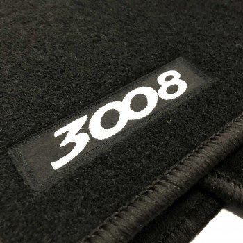 Tapetes Peugeot 3008 (2016 - atualidade) à medida Logo