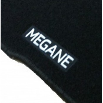 Tapetes Renault Megane CC (2010 - atualidade) à medida Logo