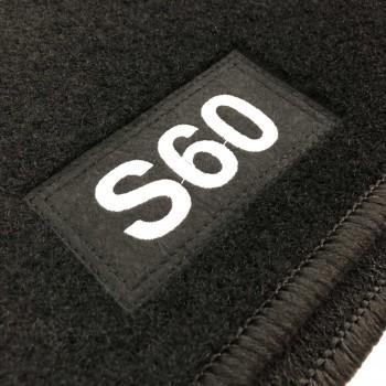 Tapetes Volvo S60 (2010 - atualidade) à medida Logo