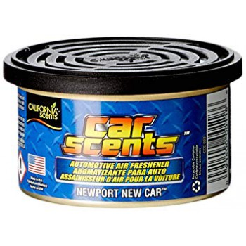 Ambientador carro Cheiro de carro novo - Califórnia Scents®