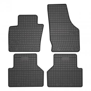 Tapetes Audi Q3 borracha (2011-2018)