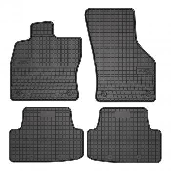 Tapetes Audi S3 8V (2013 - atualidade) borracha