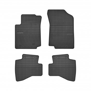 Tapetes Citroen C1 (2014 - atualidade) borracha
