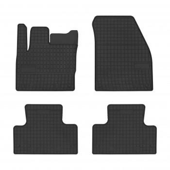 Tapetes Land Rover Range Rover Evoque (2011 - 2015) borracha