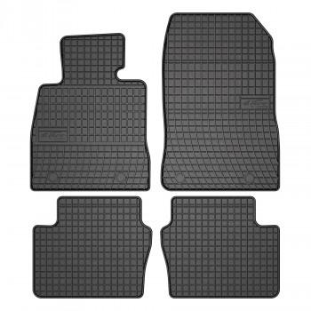 Tapetes Mazda 2 (2015 - atualidade) borracha