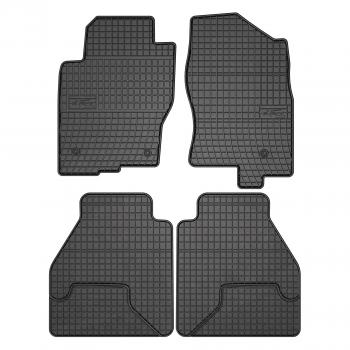 Tapetes Nissan Pathfinder (2005 - 2013) borracha