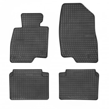 Tapetes Mazda 6 Wagon (2017 - atualidade) borracha