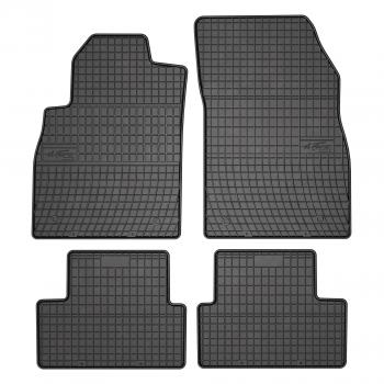 Tapetes Opel Astra J 3 ou 5 portas (2009 - 2015) borracha