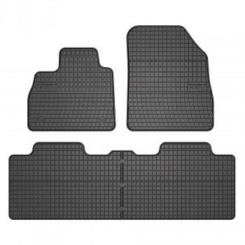 Tapetes Renault Espace 5 (2015-atualidade) borracha