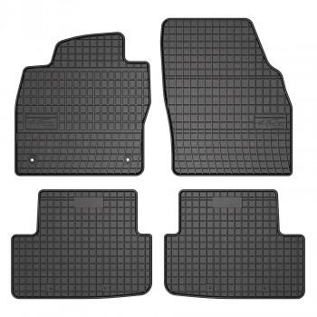 Tapetes Seat Ibiza 6F (2017 - atualidade) borracha