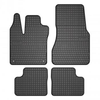 Tapetes Smart Forfour W453 (2014 - atualidade) borracha