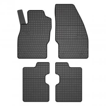 Tapetes Opel Corsa E (2014 - atualidade) borracha