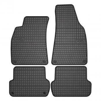 Tapetes Seat Exeo Combi (2009 - 2013) borracha