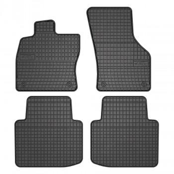 Tapetes Skoda Superb Hatchback (2015 - atualidade) borracha