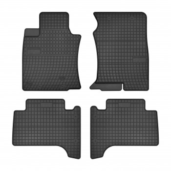 Tapetes Toyota Land Cruiser 120 longo (2002-2009) borracha