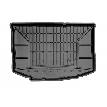 Tapete para o porta-malas do Ford Fiesta MK6 (2008 - 2013)