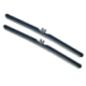 Kit de escovas limpa-para-brisas Mercedes Classe S W221 (2005 - 2013) - Neovision®