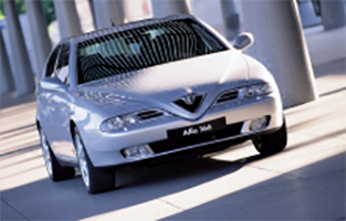Tapetes exclusive Alfa Romeo 166 (1999 - 2003)