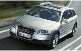 Tapetes exclusive Audi A6 C6 Restyling Allroad Quattro (2008 - 2011)