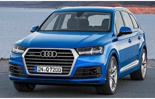 Tapetes Audi Q7 4M 7 bancos (2015 - atualidade) Excellence