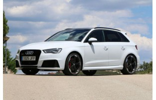 Tapetes Audi RS3 8PA Sportback (2013 - 2015) borracha