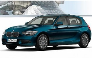 Tapetes BMW Série 1 F20 5 portas (2011 - 2018) Excellence