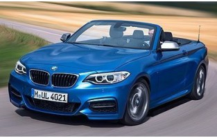 Tapetes exclusive BMW Série 2 F23 cabriolet (2014 - atualidade)