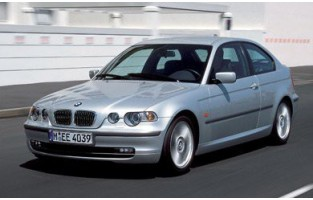 Tapetes BMW Série 3 E46 Compact (2001 - 2005) Excellence