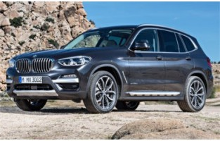 Tapetes exclusive BMW X3 G01 (2017 - atualidade)
