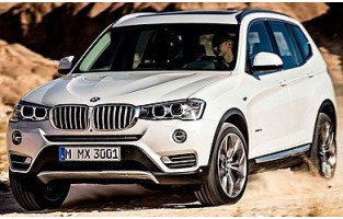 Tapetes exclusive BMW X3 F25 (2010 - 2017)