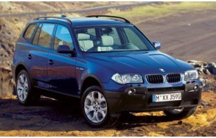 Tapetes exclusive BMW X3 E83 (2004 - 2010)