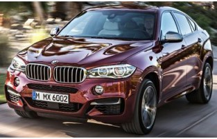 Tapetes exclusive BMW X6 F16 (2014 - 2018)
