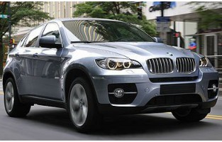 Tapetes BMW X6 E71 (2008 - 2014) veludo M Competition