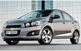 Tapetes Chevrolet Aveo (2011 - 2015) Excellence