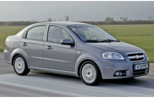 Tapetes exclusive Chevrolet Aveo (2006 - 2011)