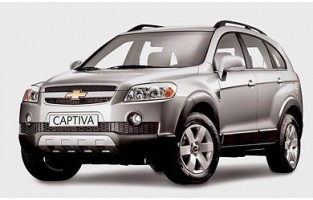 Tapetes exclusive Chevrolet Captiva 5 bancos (2006 - 2011)