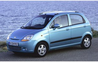 Tapetes flag Racing Chevrolet Matiz (2005 - 2008)