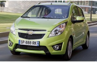 Tapetes exclusive Chevrolet Spark (2010 - 2013)