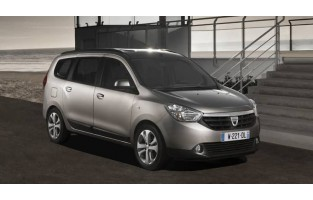 Tapetes Dacia Lodgy 7 bancos (2012 - atualidade) Excellence