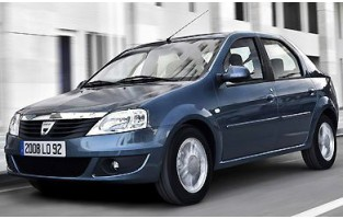 Tapetes exclusive Dacia Logan 5 bancos (2007 - 2013)