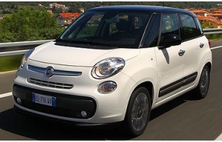 Tapetes exclusive Fiat 500 L (2012 - atualidade)