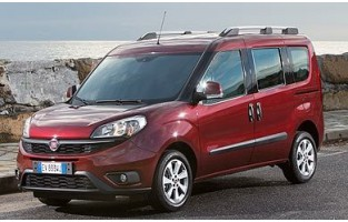 Tapetes Fiat Doblo 5 bancos (2009 - atualidade) Excellence
